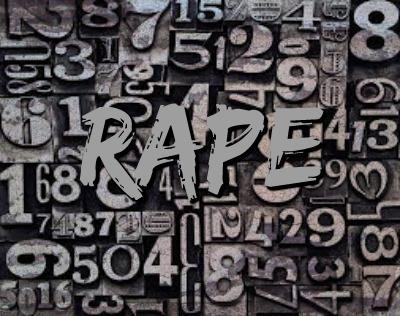 rape numbers